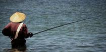Loenly Fisherman von Matteo Angelotti