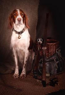 Gun Dog... by Tanya Kozlovsky