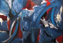Blau von Nacka Kovacic
