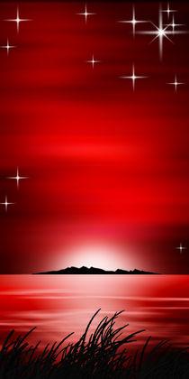 Roter Horizont. von Bernd Vagt