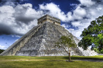 The Pyramid of Kukulkan by Craig S