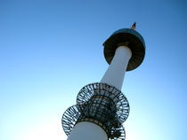 seoul tower by Nara Thada