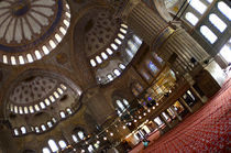 Moschea Blu from inside by dem