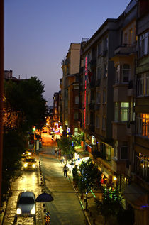 Kuloglu Mahallesi by night by dem