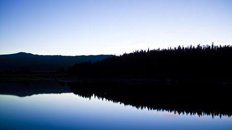 Blue-dusk