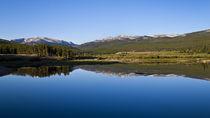 Bighorn Reservoir by Charlie Poehls
