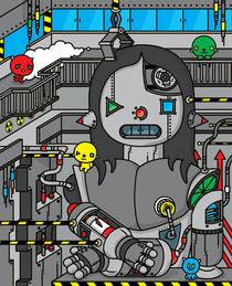 ROBOTICA LISA von chichicapo