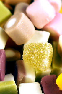 dolly mixtures by penny rumbelow
