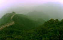 The Great Wall of China von Carlos Filipe Flores
