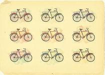 bicicletas by Mariana Beldi