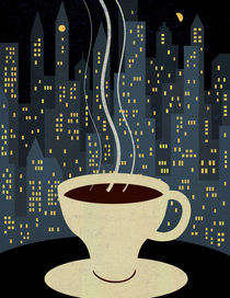 Manhattan Coffee von Benjamin Bay