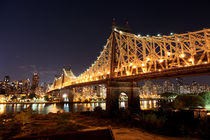 Queensborough Bridge I, New York by winterimages
