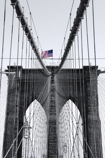 Brooklyn Bridge New York von winterimages