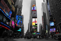 Times Square New York City von winterimages