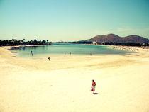 Round Beach @ Majorca von marga-sol
