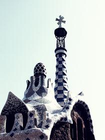 Barcelona Gaudi Park house