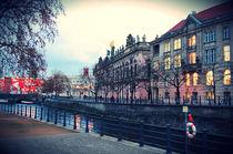 Greetings from Berlin von marga-sol