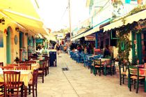 Traditional tavernas von marga-sol