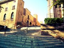 Castle in Palma de Majorca von marga-sol