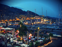 Modern City Of Monaco von marga-sol