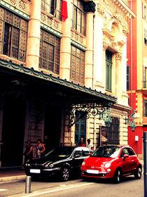 In Front Of The Hotel von marga-sol