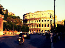 Travel to Roma in colors by marga-sol