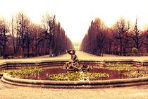 Schoenbrunn Park - Vienna by marga-sol