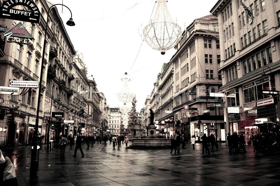 Vienna 06 b w