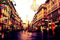 Vienna City Centar - colored von marga-sol