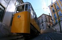 Lisbon Tram by Carlos Filipe Flores