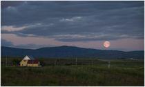 Iceland Evening by Sebastian Luedke
