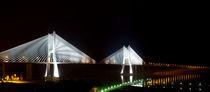 Vasco da Gama Bridge by Carlos Filipe Flores