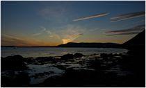 Midnightsun Iceland by Sebastian Luedke