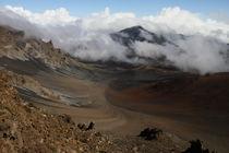 Haleakala Crater by Margaret Bowles