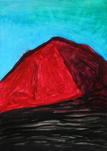 Blood Mountain by Dushan Stojchev