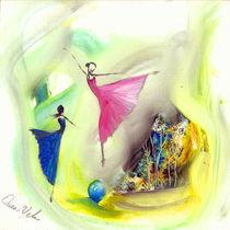 dancer 2 von Oscar Vela