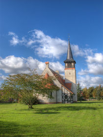 Dorfkirche in Brandenburg (Prignitz) von Markus Dick