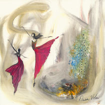 Dancer 9 von Oscar Vela