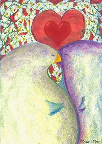 Love 5 by Oscar Vela