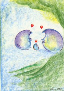 love 7 von Oscar Vela