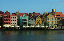 Curacao City by Adriana Schiavon