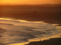 Sunset on Farol de Santa Marta by Adriana Schiavon