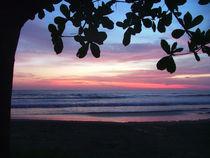 Ubatuba ́s sunset by Adriana Schiavon