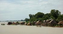 Palafitos in Burma von RicardMN Photography