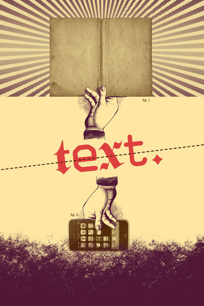 Text-poster