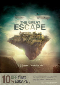 The Great Escape by Ralf Krause