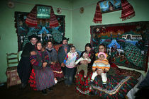 Kortorari-tribe, north of Romania by Peter van Beek