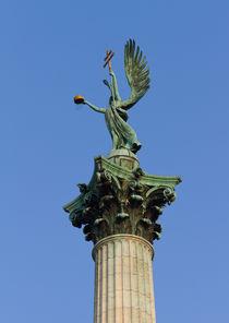 Archangel Gabriel statue von Evren Kalinbacak