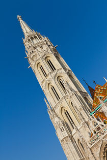 Matthias Church by Evren Kalinbacak