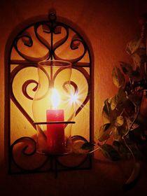 Licht im Dunkeln by Elke Balzen